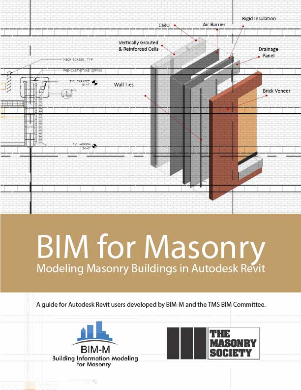 BIM for Masonry: Modeling Buildings in Autodesk Revit