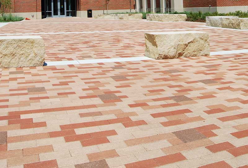 Hardscapes: Pavers