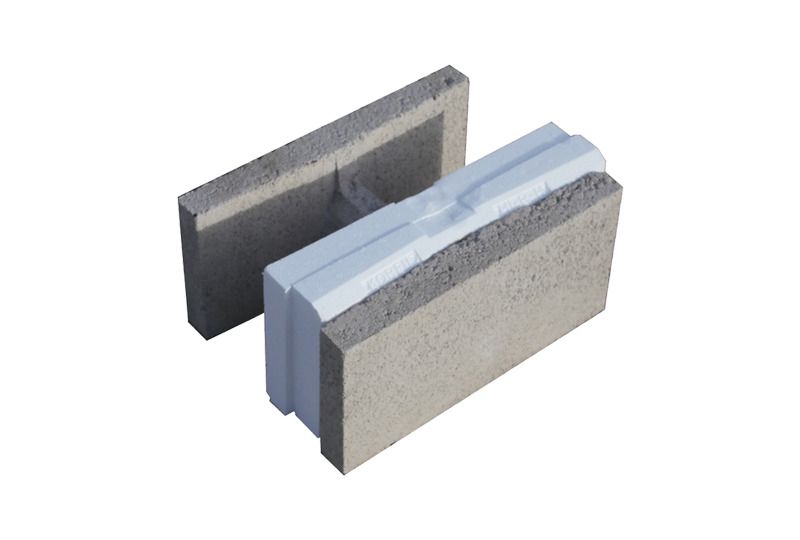 Insulated cmu for Insulated concrete masonry units